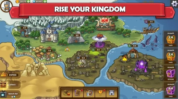 Clash of Legions - Kingdom Rise Mod Screen 2