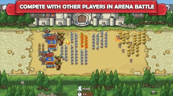 Clash of Legions - Kingdom Rise Mod Screen 3