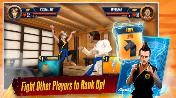 Cobra Kai Card Fighter Mod Screenshot 3