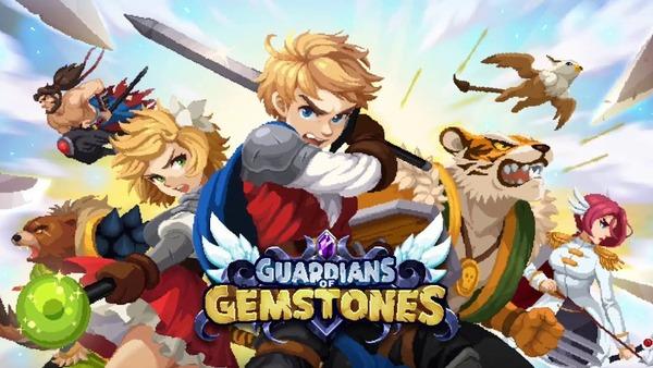 Guardians of Gemstones Mod Logo
