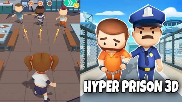 Hyper Prison 3D Logo