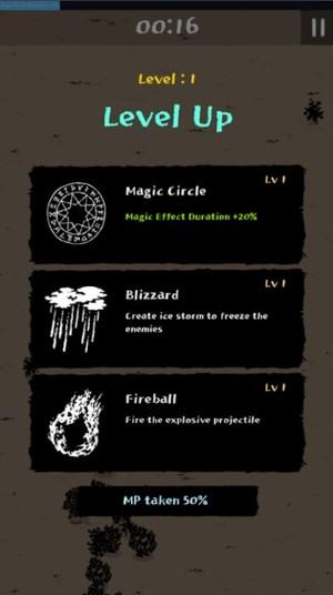 Magic Survival Mod Screen 1