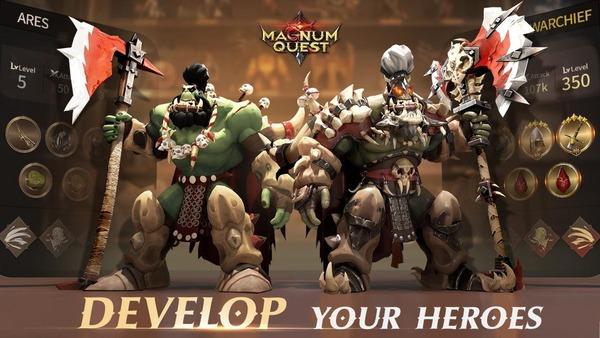 Magnum Quest Mod Screen 2