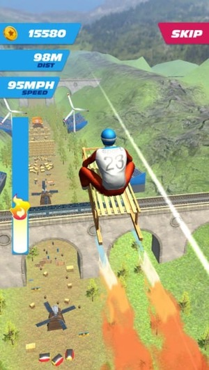 Ski Ramp Jumping Mod Screenshot 2