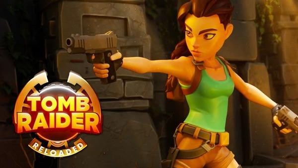 Tomb Raider Reloaded Mod Logo