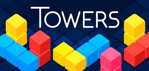 Towers Relaxing Puzzle Mod Logo