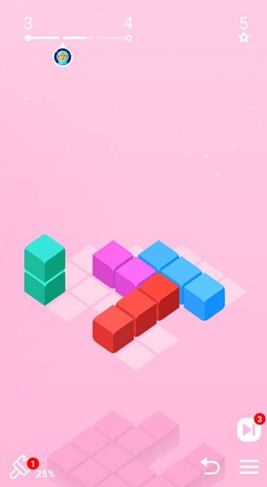 Towers Relaxing Puzzle Screenshot 2