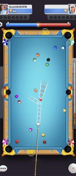 Ultimate Pool 8 Ball Game Mod Screen 3