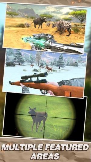 World Hunting Deer Hunter Sniper Shooting Screen 3
