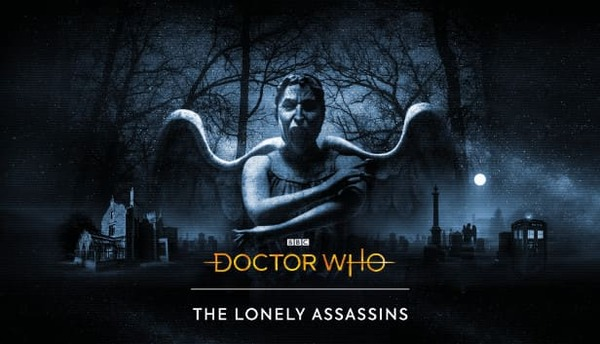 Doctor Who The Lonely Assassins Mod Logo