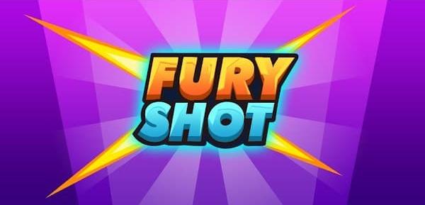 Fury Shot 3D Logo