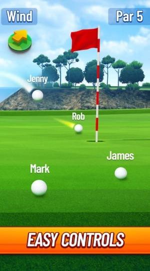 Golf Strike Screen 3