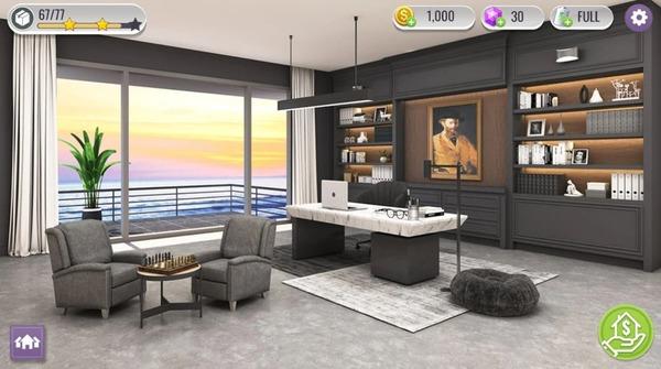 Home Design Renovation Raiders Mod Screen 2