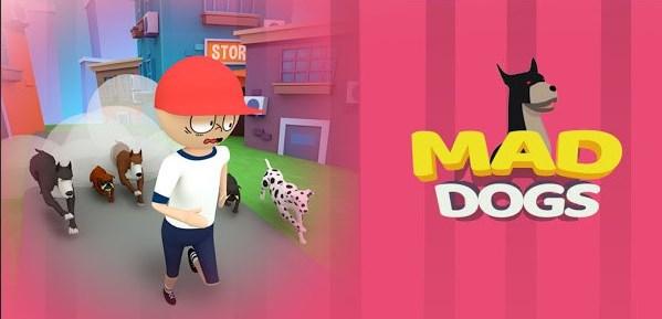 Mad Dogs Mod Logo