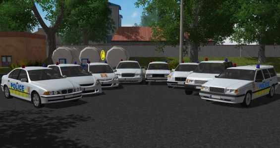 Police Patrol Simulator Mod Logo