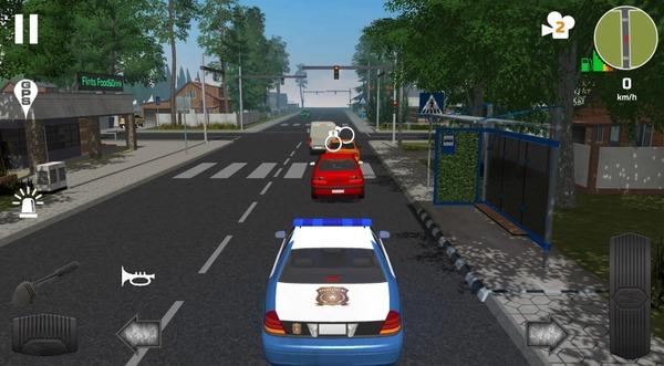 Police Patrol Simulator Mod Screen 2