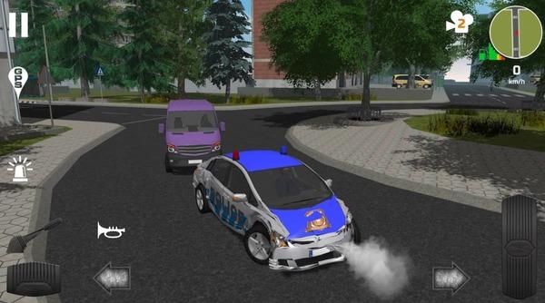 Police Patrol Simulator Mod Screen 3