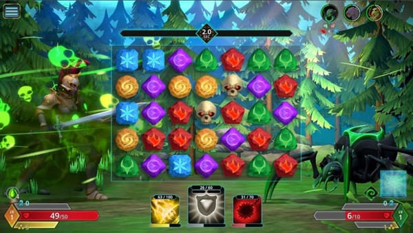 Puzzle Quest 3 Mod Screen 1