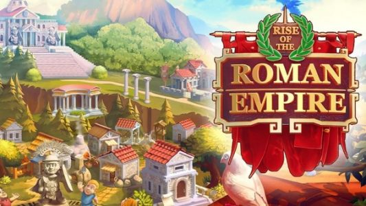 Rise of the Roman Empire City Builder & Strategy Mod Logo