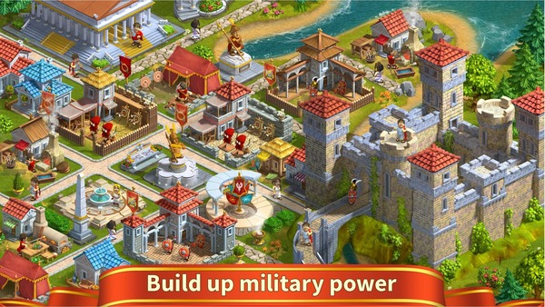 Rise of the Roman Empire City Builder & Strategy Mod Screen 2