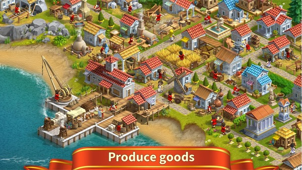 Rise of the Roman Empire City Builder & Strategy Mod Screen 3