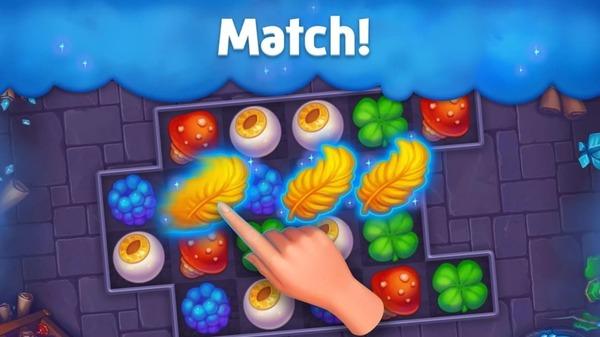 Spellmind - Magic Match Mod Screen 1
