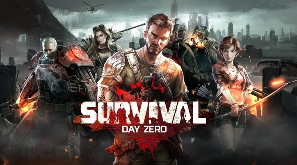 Survival Day Zero Mod Logo
