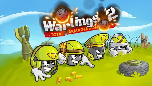 Warlings 2 Total Armageddon Mod Logo