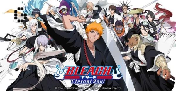 BLEACH Eternal Soul Logo