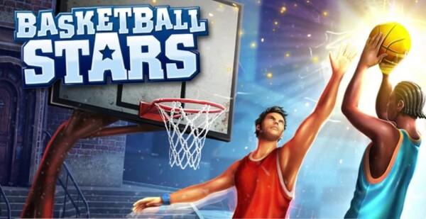 Basketball Stars Logo