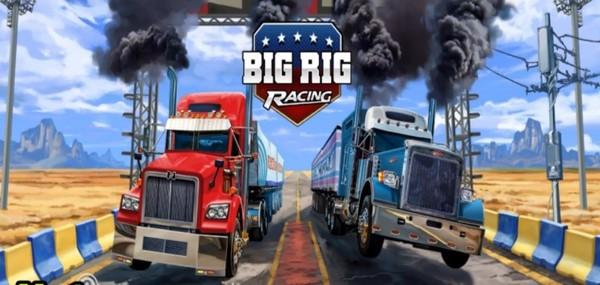 Big Rig Racing Logo