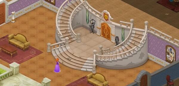 Castle Story Puzzle & Choice Screenshot 2