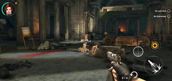 DEAD WARFARE Zombie Screenshot 1