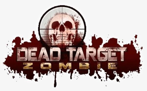Dead Target Zombie Logo
