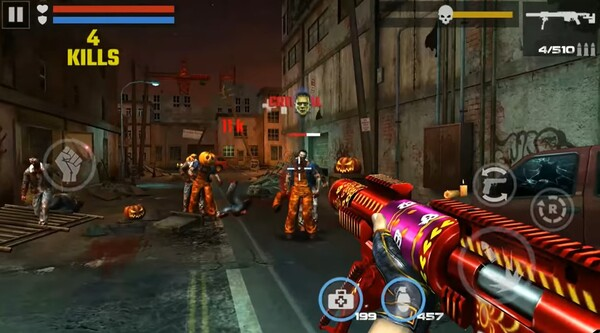 Dead Target Zombie Screenshot 1