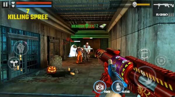 Dead Target Zombie Screenshot 2