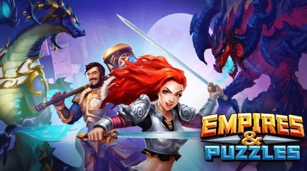 Empires & Puzzles RPG Quest Logo