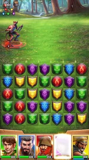 Empires & Puzzles RPG Quest Screenshot 2