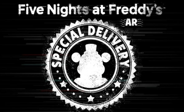 Five Nights at Freddy's AR Special Delivery Logo
