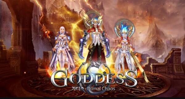 Goddess Primal Chaos Logo