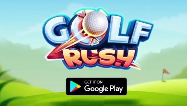 Golf Rush 1v1 Clash Logo