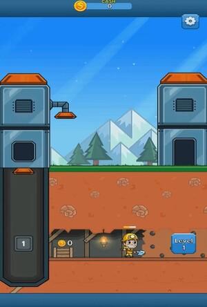 Idle Miner Tycoon Screenshot 1