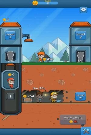Idle Miner Tycoon Screenshot 2