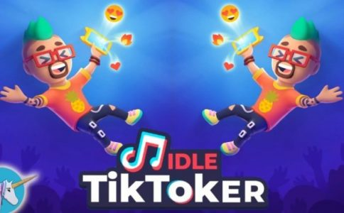 Idle TikToker Logo