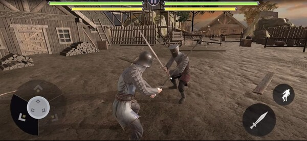 Knights Fight 2 Honor & Glory Screen 1