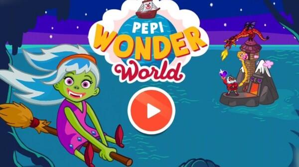 Pepi Wonder World Logo