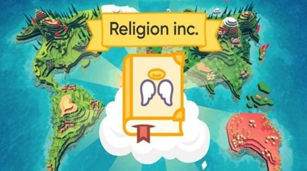 Religion inc. Logo