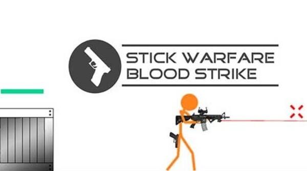 Stick Warfare Blood Strike Logo