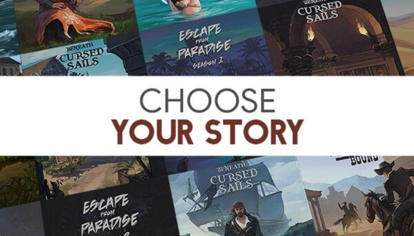 Stories Your Choice Logo