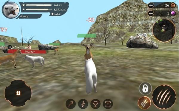 The Wolf Screenshot 2